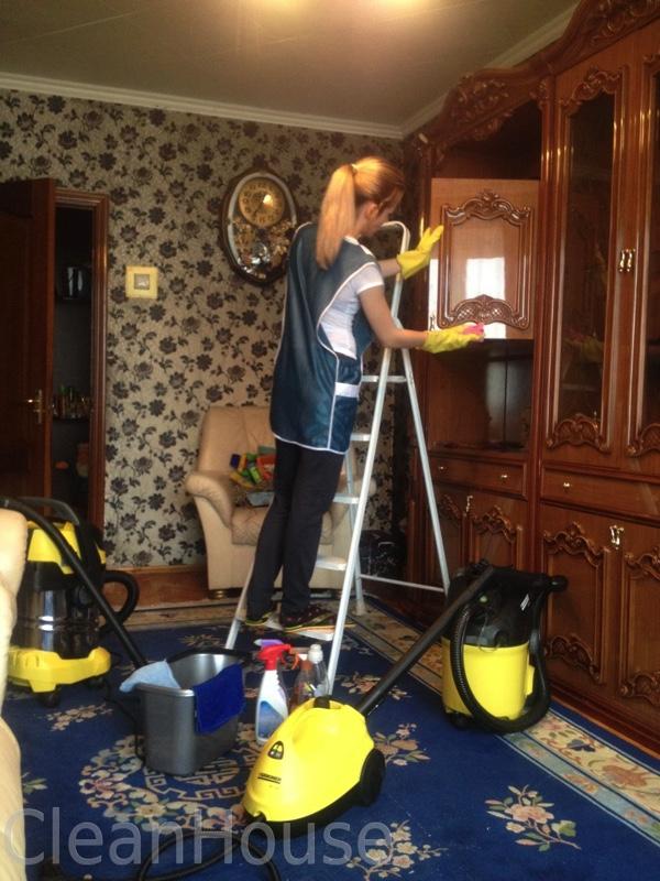 Клининговая компания Мойдодыр  уборка квартир в Москве