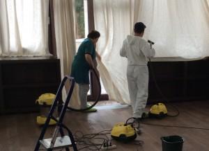 Расценки на уборку - клининговая компания Clean House