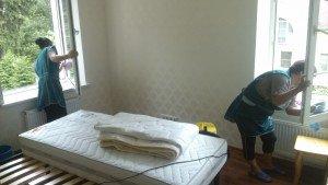генеральная уборка помещения от клининговой компании Clean House