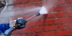 Мытье фасадов в Москве, clean house