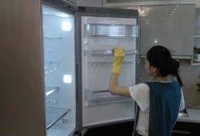 Как устранить неприятный запах в холодильнике?