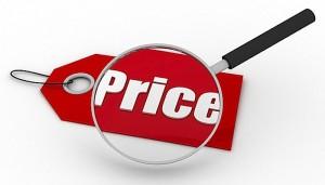 Изменение цен на услуги клининга в компании CleanHouse