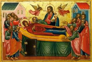 День Пресвятой Богородицы