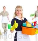 Акции клининговой компании. Подарочный сертификат для женщины. Компания Clean House