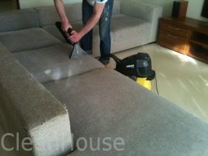 Химчистка мягкой мебели на дому от Clean House
