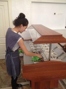 Уборка помещений после ремонта клининговой компанией clean house