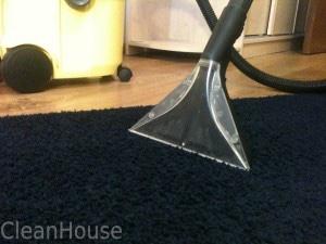 Химчистка ковра от специалистов клининговой компании Clean House