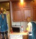 Генеральная уборка, мытье кухни от специалистов клининговой компании Clean House