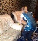 Генеральная уборка, обработка кожанной мебели от специалистов клининговой компании Clean House
