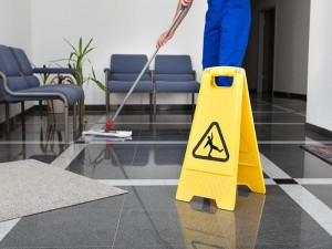 Ежедневная уборка офисных помещений