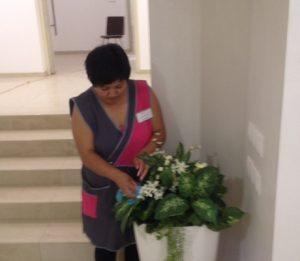 Ежедневная уборка офисов и помещений сотрудниками Clean House