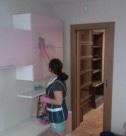 Уборка двухкомнатной квартиры после ремонта компанией Clean House