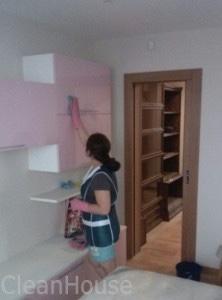 Уборка квартир в Москве от специалистов компании Clean House