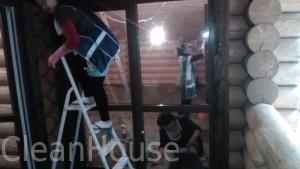 Уборка частного дома клининговой компанией CleanHouse