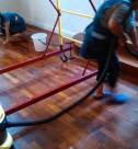 Уборка коттеджа в Москве специалистами CleanHouse