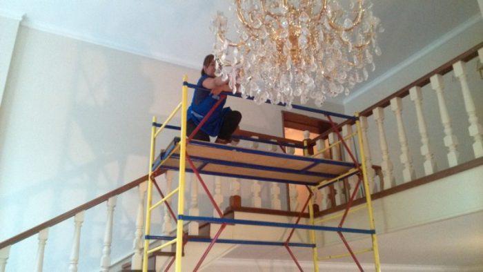 химчистка на дому ковров Подольск цены