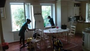 Как убраться после ремонта? Клининговая компания CleanHouse