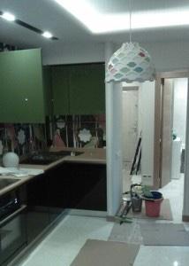 Уборка на кухне специалистами Москвовской клининговой компании CleanHouse