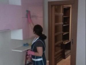 Уборка двухкомнатной квартиры после ремонта