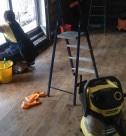 Уборка после строительства частного дома