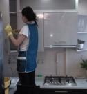 Домработница, мытье мебели внутри от компании CleanHouse
