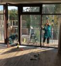 Мытье окон в доме от клининговой компании Clean House