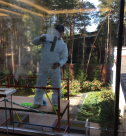 Мытье окон отспециалистов клининговой компании CleanHouse