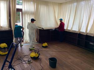 Уборка после ремонта в Москве, clean house