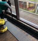 Уборка коттеджей после ремонта, уборка пылесосом от специалистов клининговой компании Clean House