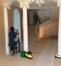 Уборка помещений после ремонта в частном домеот специалистов компании Clean House