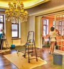 Уборка квартиры после ремонта в Москве cleanhouse