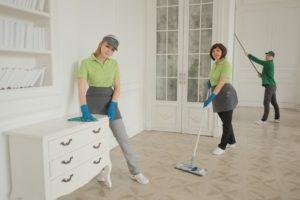 уборка после ремонта в Москве по ценам компании clean house