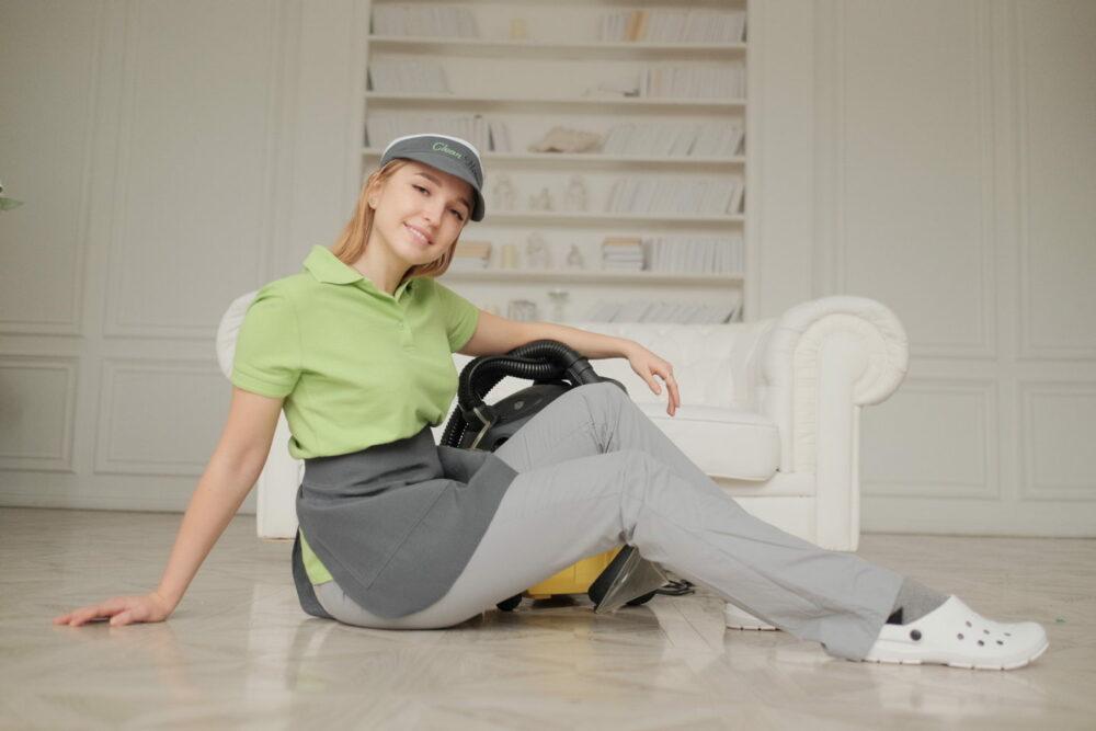 Домработница, ваша помощница по дому - от компании Clean House,