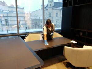 Ежедневная уборка офиса в Москве от клининговой компании Clean House