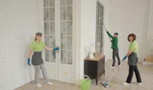 Клининговая компания Clean House в Москве