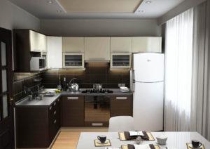 Экоуборка кухни в квартире