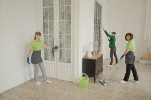 Расценки на уборку жилой недвижимости